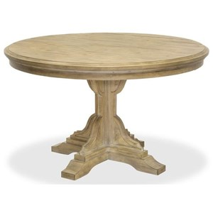Magnussen Home Graham Hills Round Dining Table