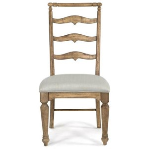 Magnussen Home Graham Hills Dining Side Chair