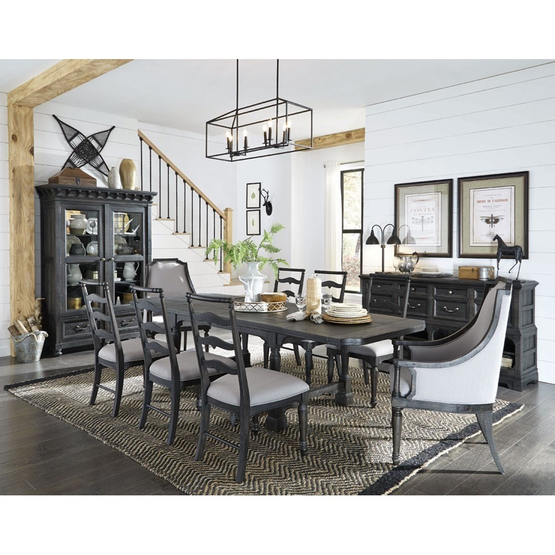 Awesome Magnussen Home Bedford Corners Formal Dining Room Group   Item Number:  D4282 Dining Room Group
