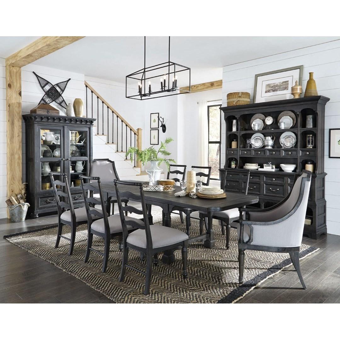 Nice Magnussen Home Bedford Corners Formal Dining Room Group   Item Number:  D4282 Dining Room Group