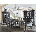 Magnussen Home Bedford Corners Formal Dining Room Group - Item Number: D4282 Dining Room Group 4