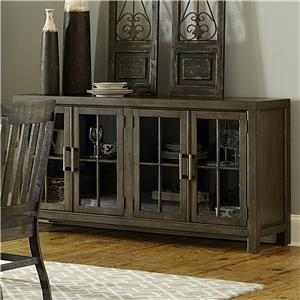 Magnussen Home Bellamy Buffet Curio