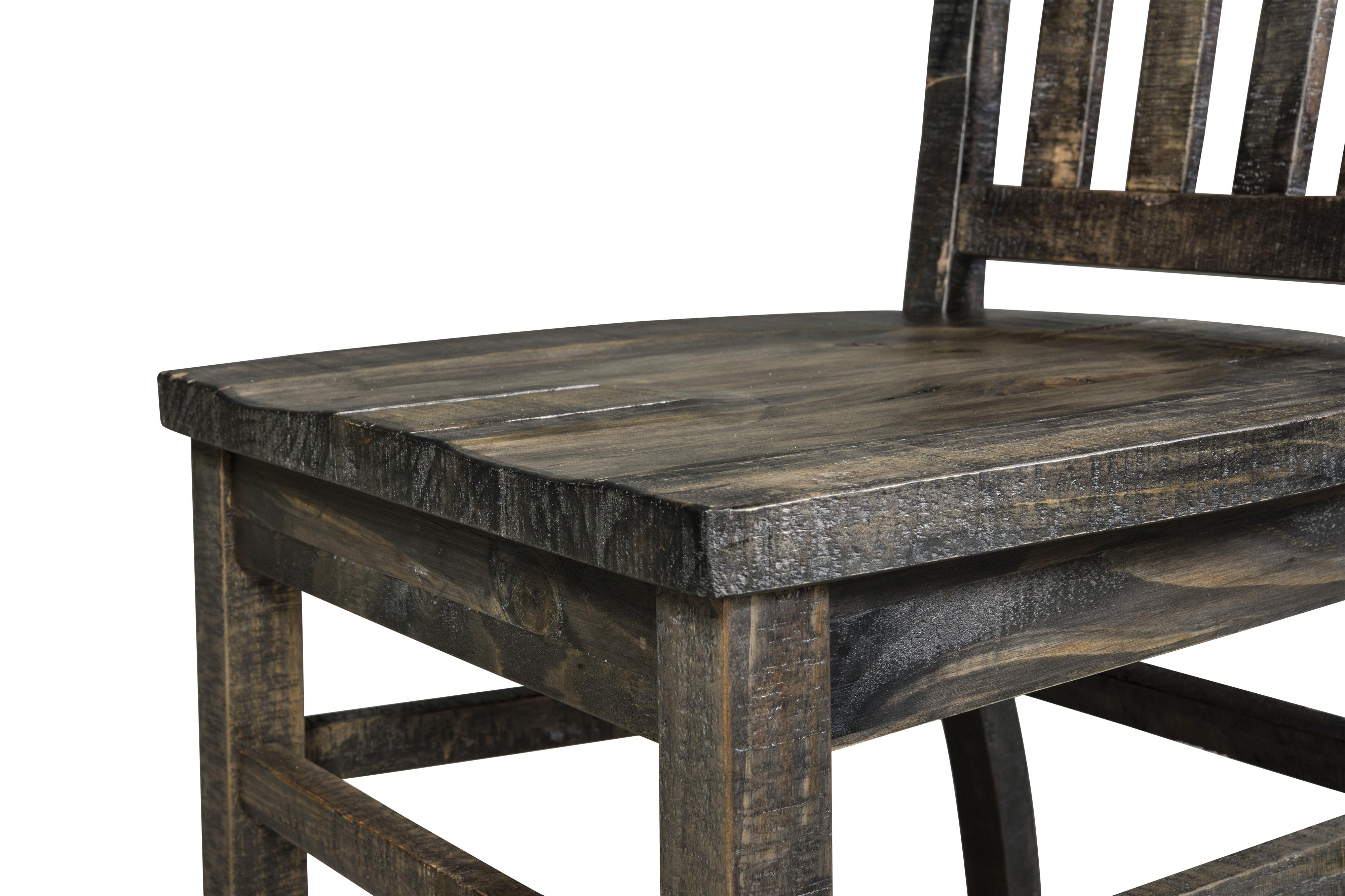 Magnussen Home Bellamy Transitional Weathered Gray Dining