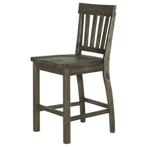 Magnussen Home Bellamy Counter Stool