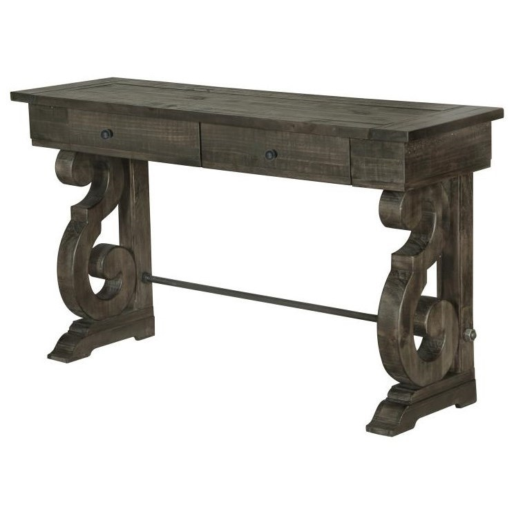 Bellamy Rectangular Sofa Table by Magnussen Home at Value City Furniture