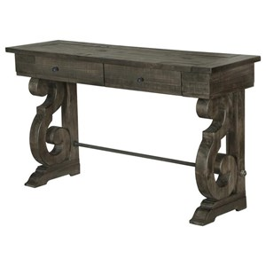 Magnussen Home Bellamy Rectangular Sofa Table