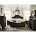 Magnussen Home Bellamy King Bedroom Group - Item Number: B2491 K Bedroom Group 4