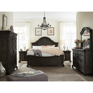 Magnussen Home Bellamy King Bedroom Group