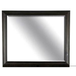 Magnussen Home Bellamy Landscape Mirror