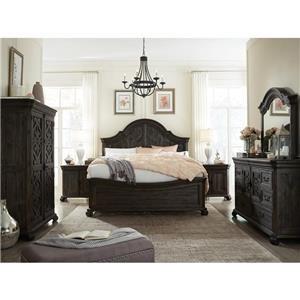 Magnussen Home Bellamy Four Piece Bedroom