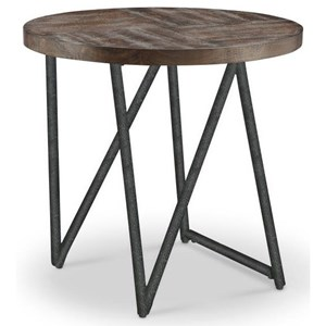 Belfort Select Bixler Transitional End Table