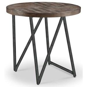 Belfort Select Bixler Transitional End Table
