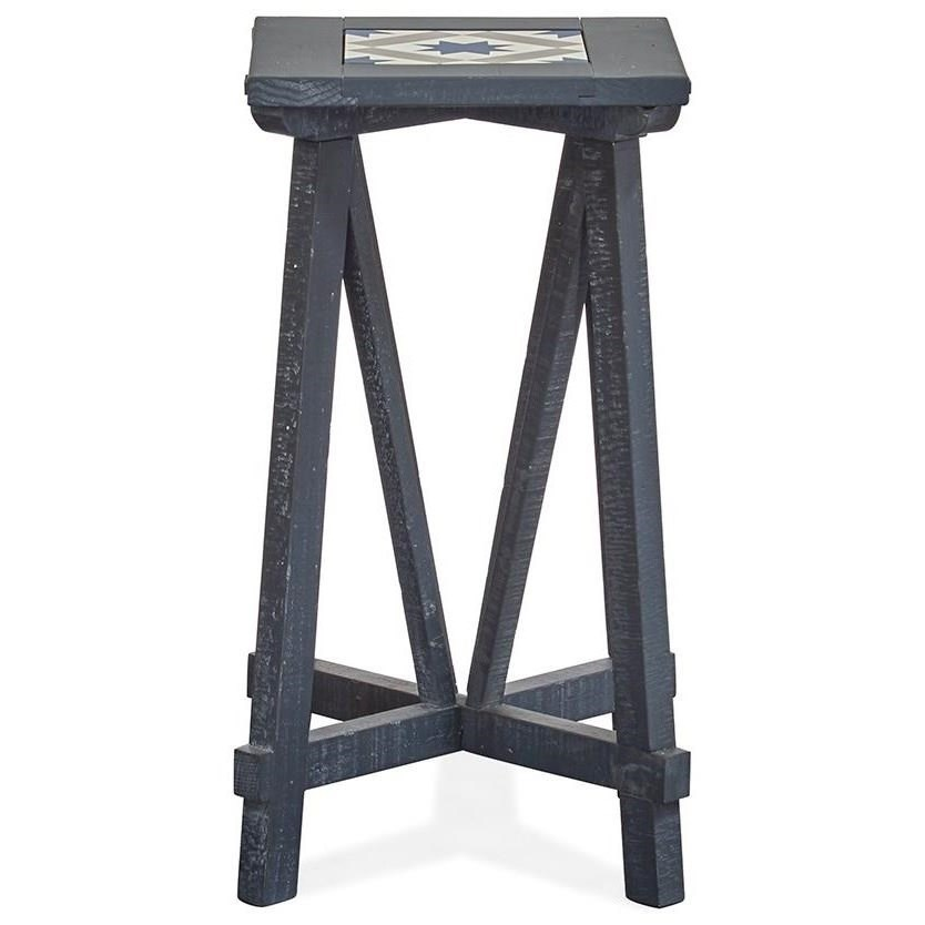 Lake Haven Square End Table by Magnussen Home at Baer's Furniture