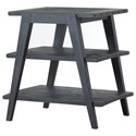 Magnussen Home Lake Haven Shelf End Table - Item Number: T4598-02