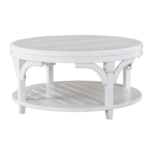 Magnussen Home Boathouse Round Cocktail Table