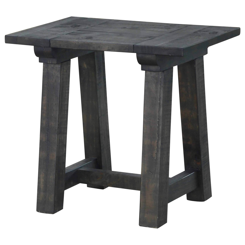 Magnussen Home Bridgewater End Table - Item Number: T3578-03
