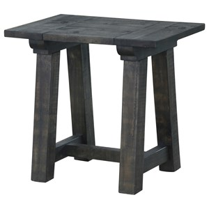 Magnussen Home Bridgewater End Table