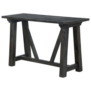 Magnussen Home Bridgewater Sofa Table