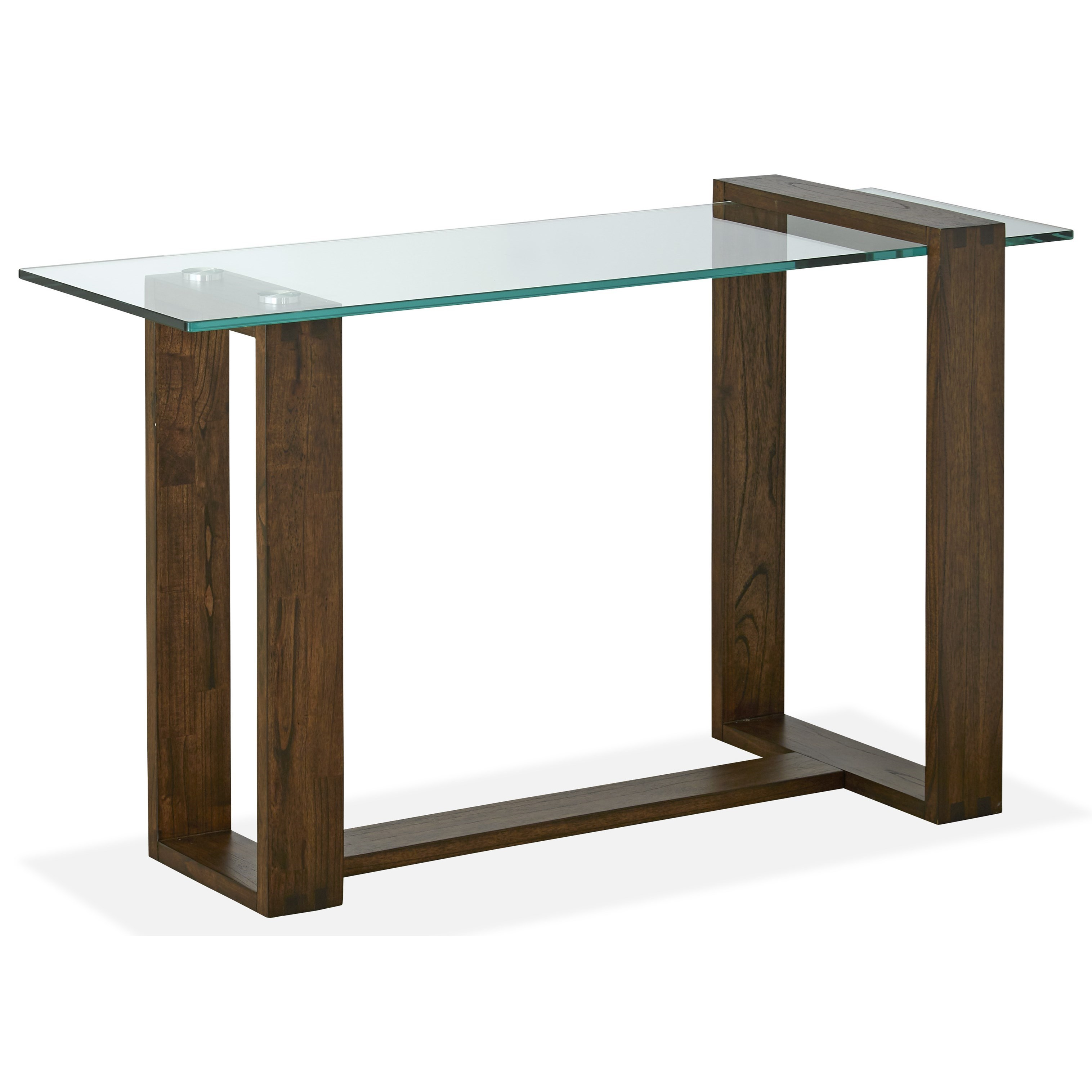 Bristow Rectangular Sofa Table by Magnussen Home at Baer's Furniture