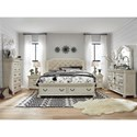 Magnussen Home Bronwyn Queen Bedroom Group - Item Number: B4436 Q Bedroom Group 3