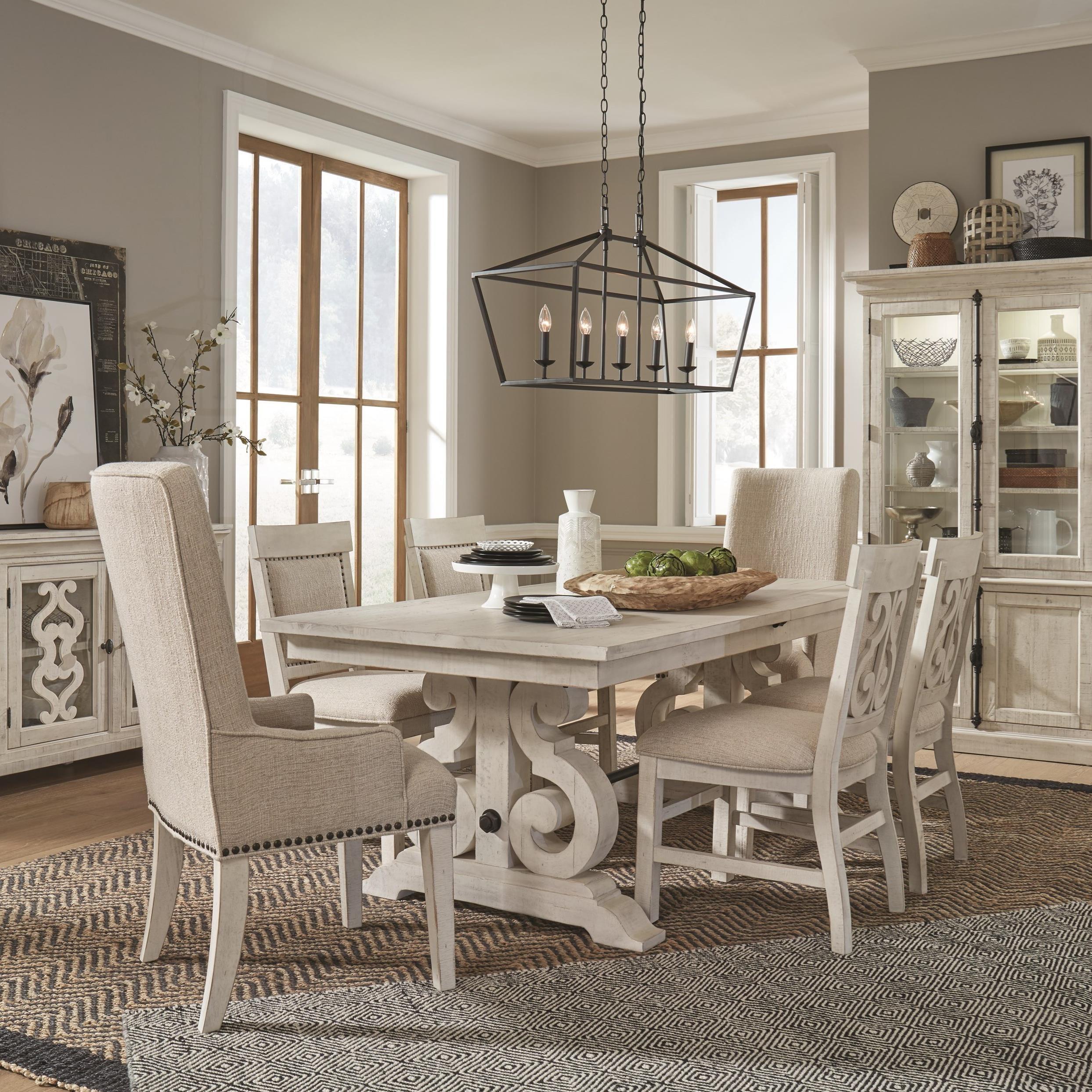 Bronwyn 9 Piece Dining Table Set