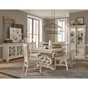 Magnussen Home Bronwyn Dining Room Group - Item Number: Dining Room Group 1