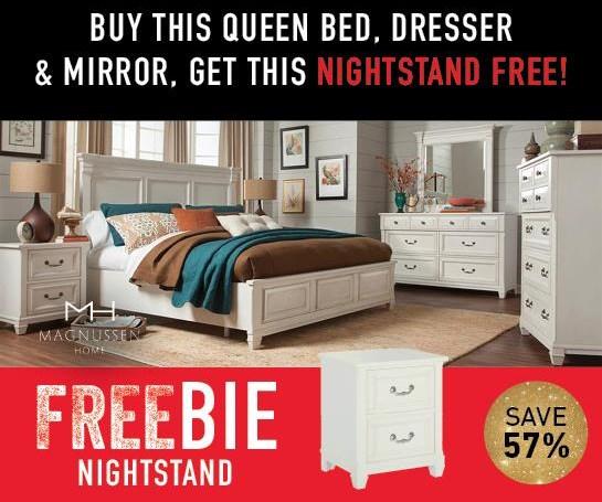 Blake Blake Queen Bedroom Package by Magnussen Home at Morris Home