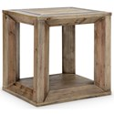 Magnussen Home Brunswick  Rectangular End Table - Item Number: T4636-03