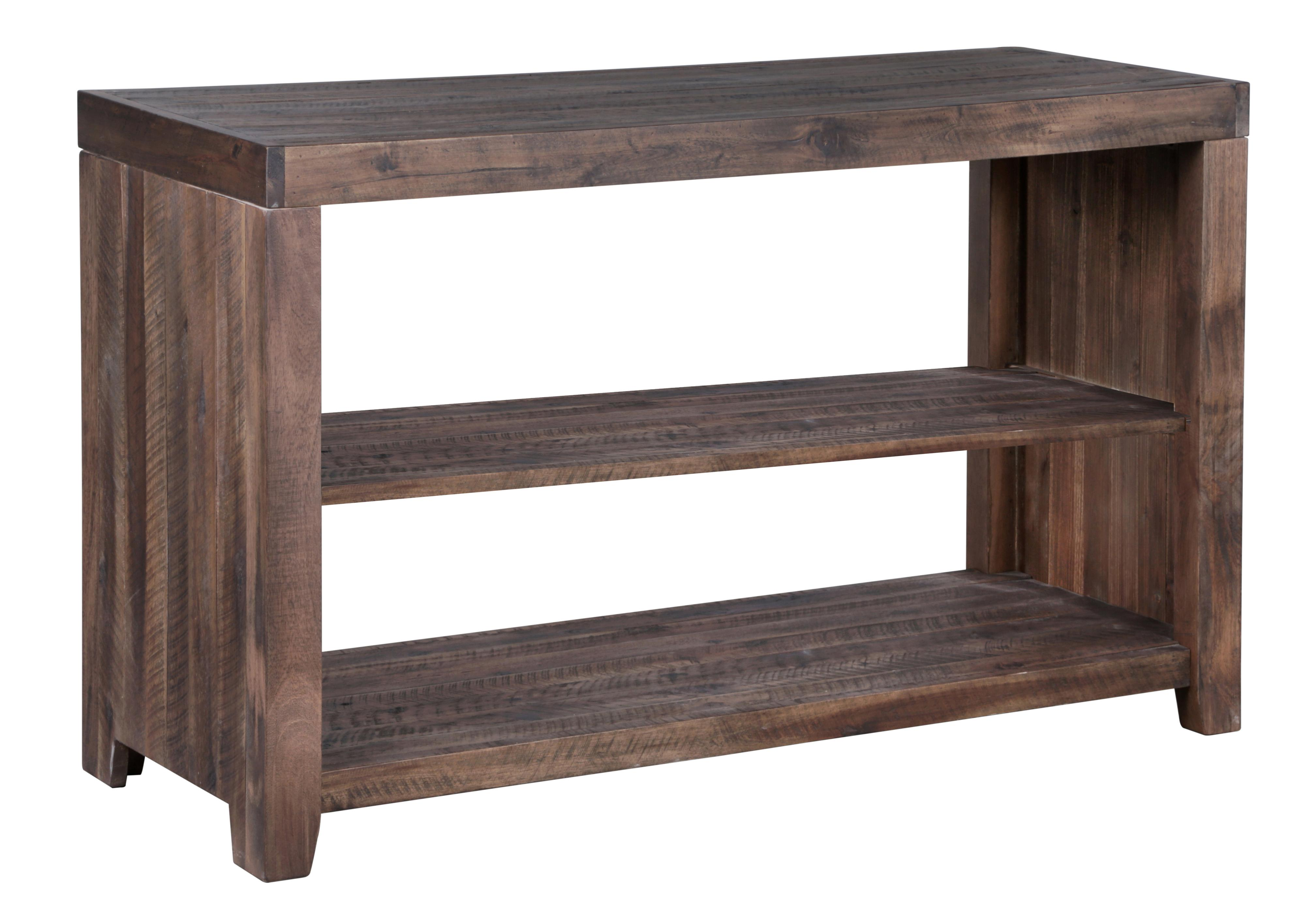 Magnussen Home Caitlyn Rectangular Sofa Table - Item Number: T2528-73