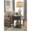 Magnussen Home Calistoga End Table - Item Number: 203325902