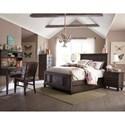 Magnussen Home Calistoga Y2590 Full Bedroom Group - Item Number: Y2590 F Bedroom Group 2
