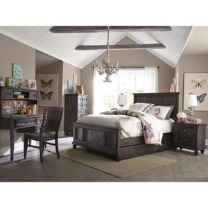 Magnussen Home Calistoga Y2590 Full Bedroom Group