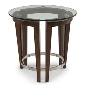 Belfort Select Carmen Round End Table