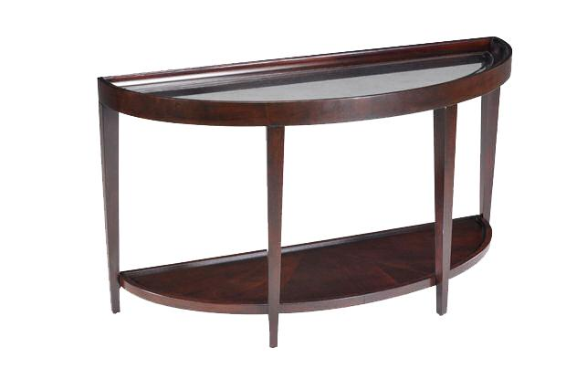 Magnussen Home Carson  Sofa Table - Item Number: T1632-75