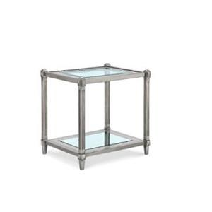 Morris Home Furnishings Chartres Chartres Square End Table