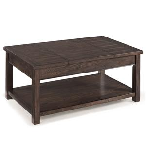Magnussen Home Clayton Rectangular Lift top Cocktail Table