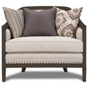 Magnussen Home Colbie Accent Chair - Item Number: U4249-50-072