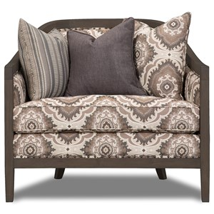 Magnussen Home Colbie Accent Chair