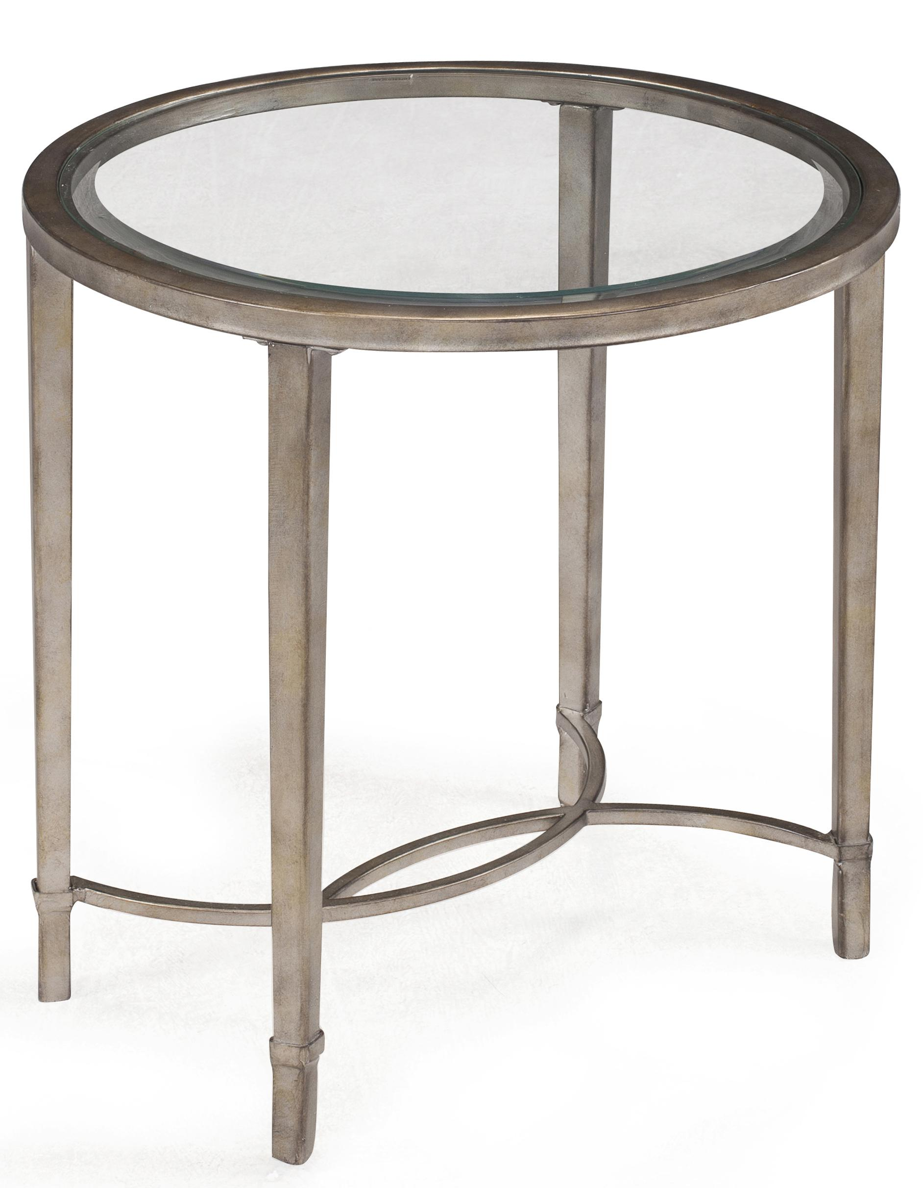 Magnussen Home Copia Oval End Table - Item Number: T2114-07