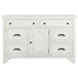 Belfort Select Coventry Lane 6 Drawer Dresser