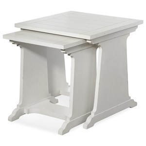 Magnussen Home Coventry Lane Nesting End Tables