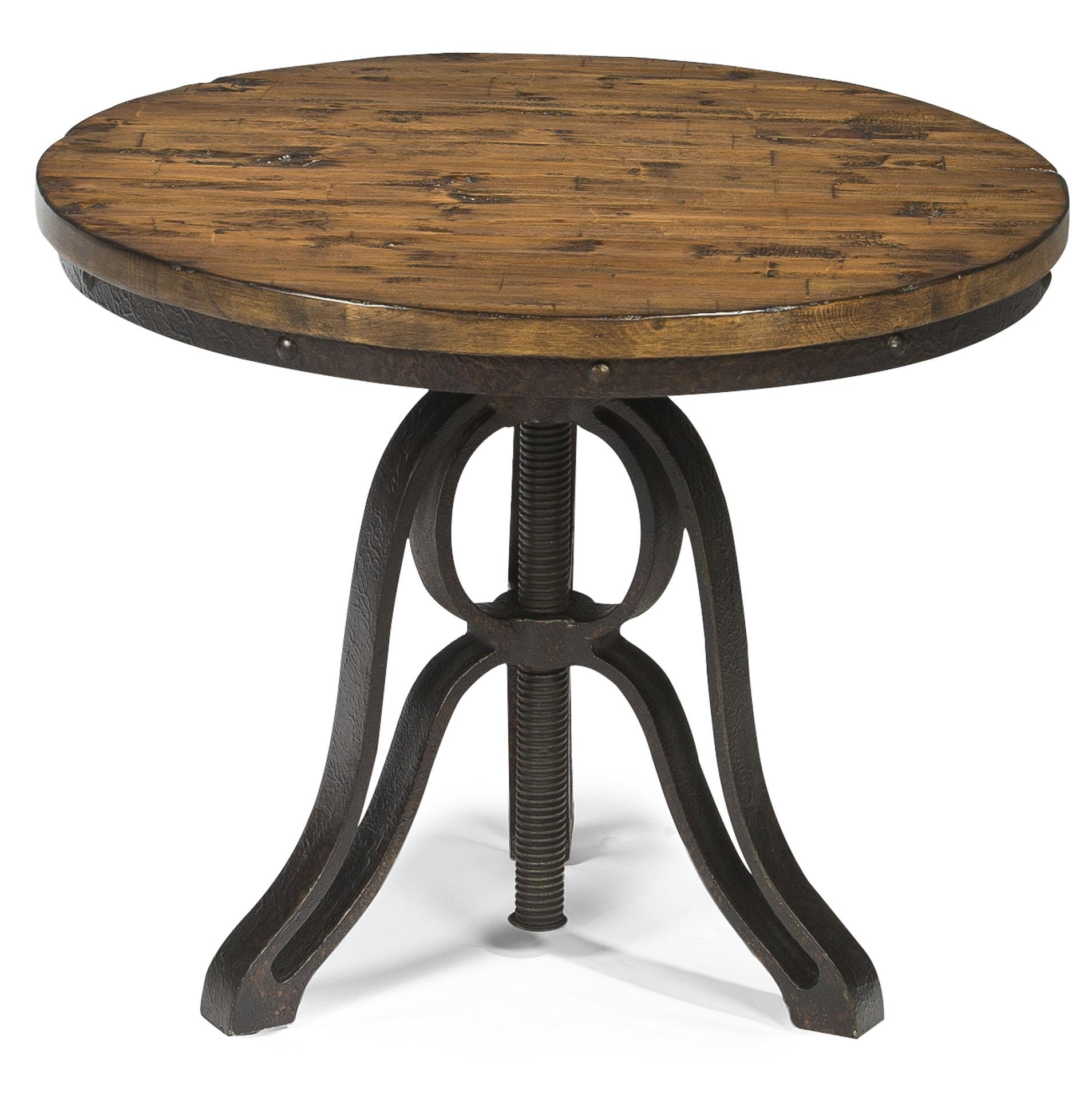 Magnussen Home Cranfill Round End Table - Item Number: T2299-05