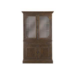 Magnussen Home St. Claire Curio Cabinet