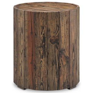 Belfort Select Dakota T4017 Round End Table