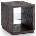 Magnussen Home Darwyn Rectangular End Table - Item Number: T4532-03