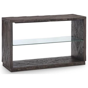 Magnussen Home Darwyn Rectangular Sofa Table