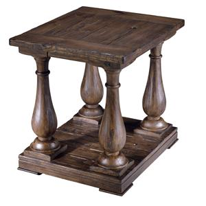 Magnussen Home Densbury Rectangular End Table