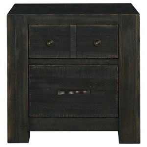 Elton 2 Drawer Nightstand
