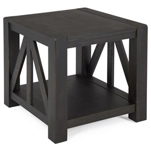 Magnussen Home Easton End Table