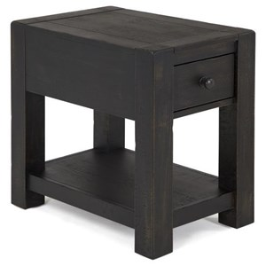 Magnussen Home Easton Chairside Table